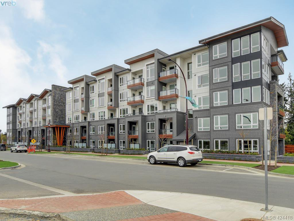 Main Photo: 402 960 Reunion Avenue in VICTORIA: La Langford Proper Condo Apartment for sale (Langford)  : MLS®# 424418