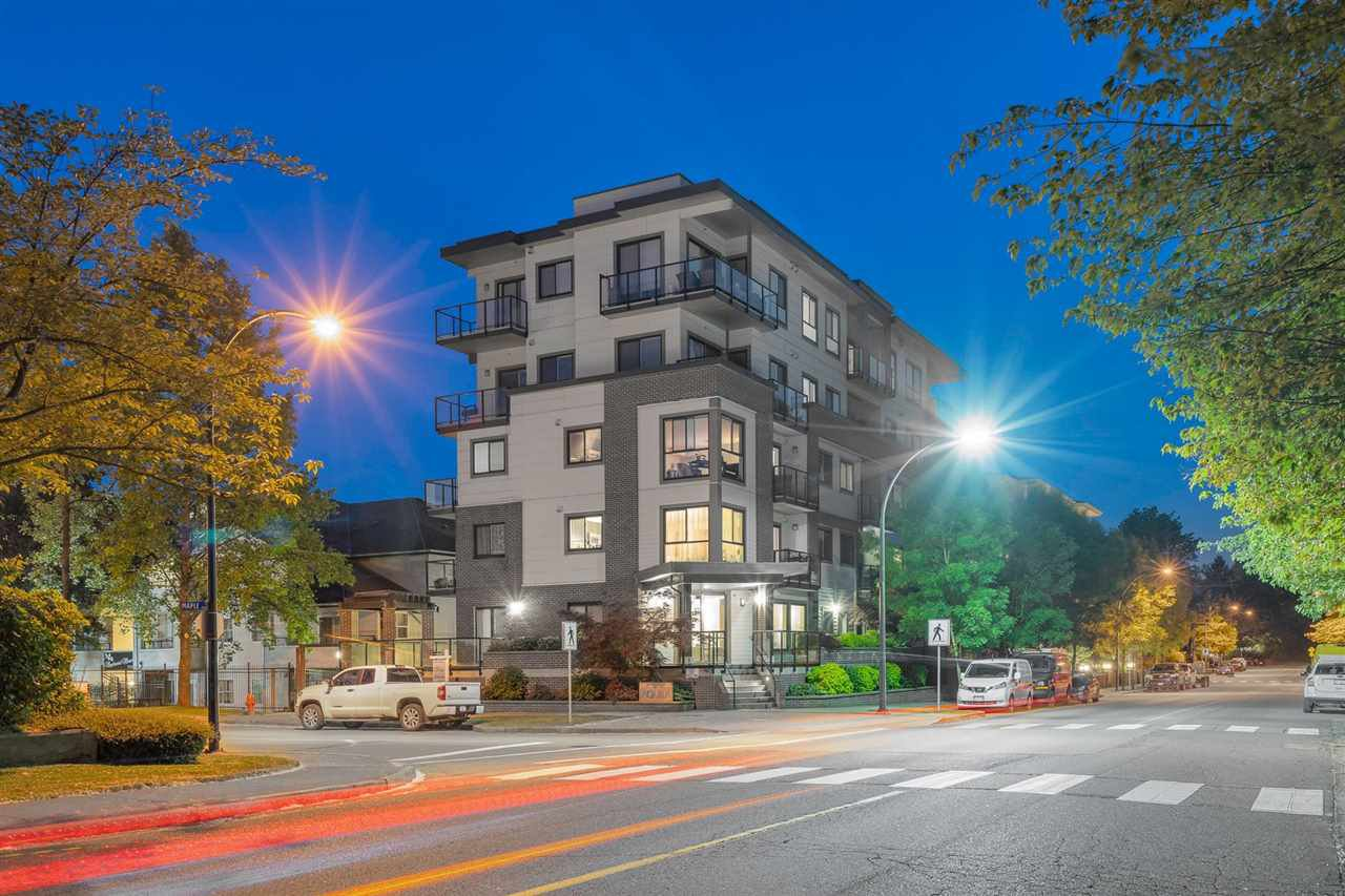 """Main Photo: 501 2362 WHYTE Avenue in Port Coquitlam: Central Pt Coquitlam Condo for sale in """"AQUILA"""" : MLS®# R2461943"""