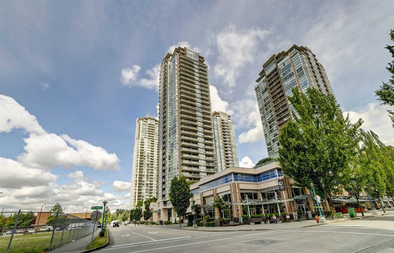 "Main Photo: 2903 2975 ATLANTIC Avenue in Coquitlam: North Coquitlam Condo for sale in ""Grand Central 3 by Intergulf"" : MLS®# R2474182"