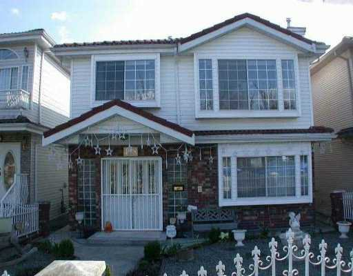 Main Photo: 428 E 18TH AV in Vancouver: Fraser VE House for sale (Vancouver East)  : MLS®# V528552