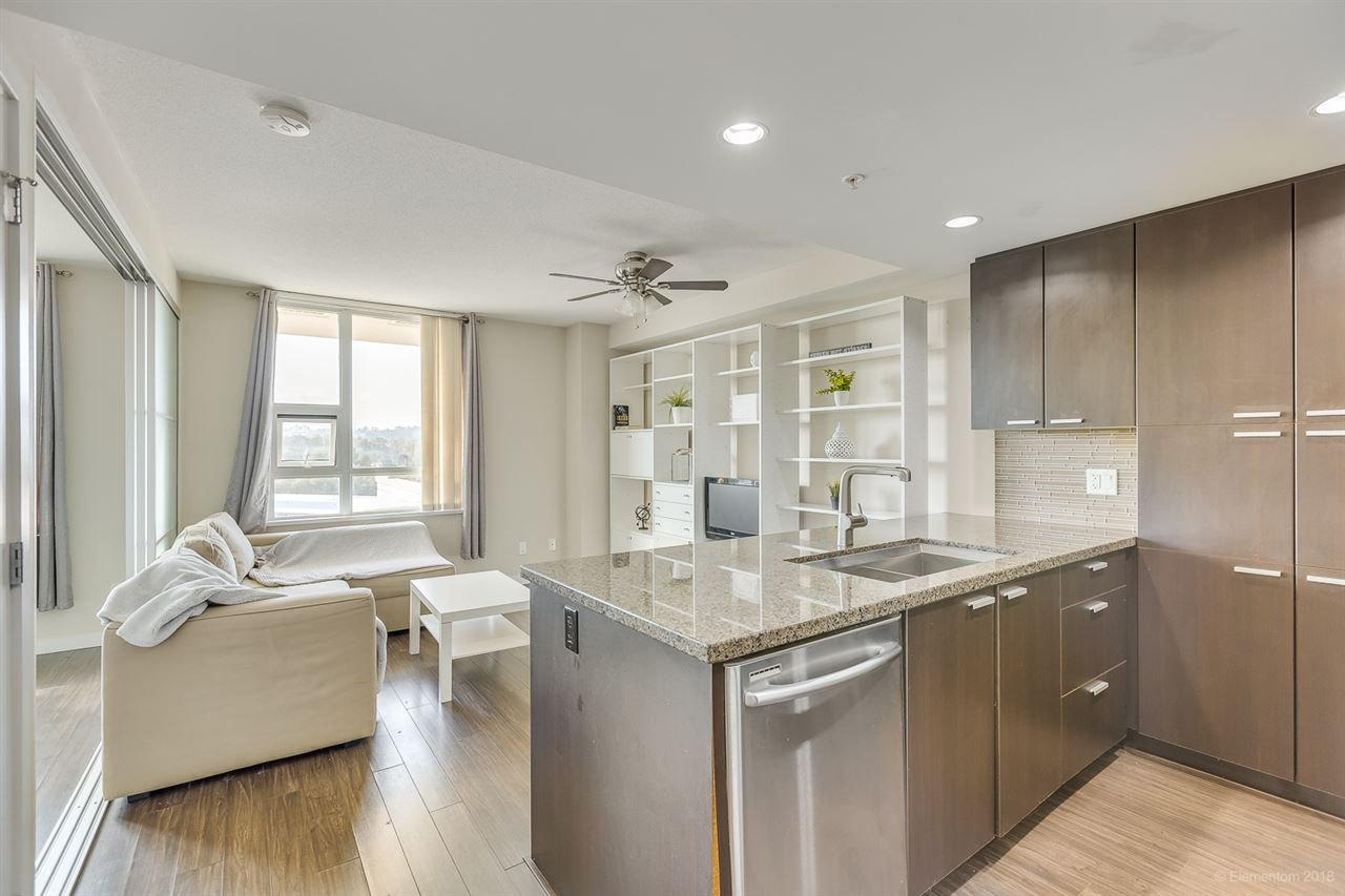 "Main Photo: 403 2232 DOUGLAS Road in Burnaby: Brentwood Park Condo for sale in ""AFFINITY"" (Burnaby North)  : MLS®# R2413743"