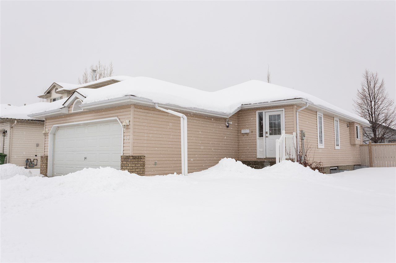 Main Photo: 57 Dartmouth Crescent: St. Albert House for sale : MLS®# E4187240
