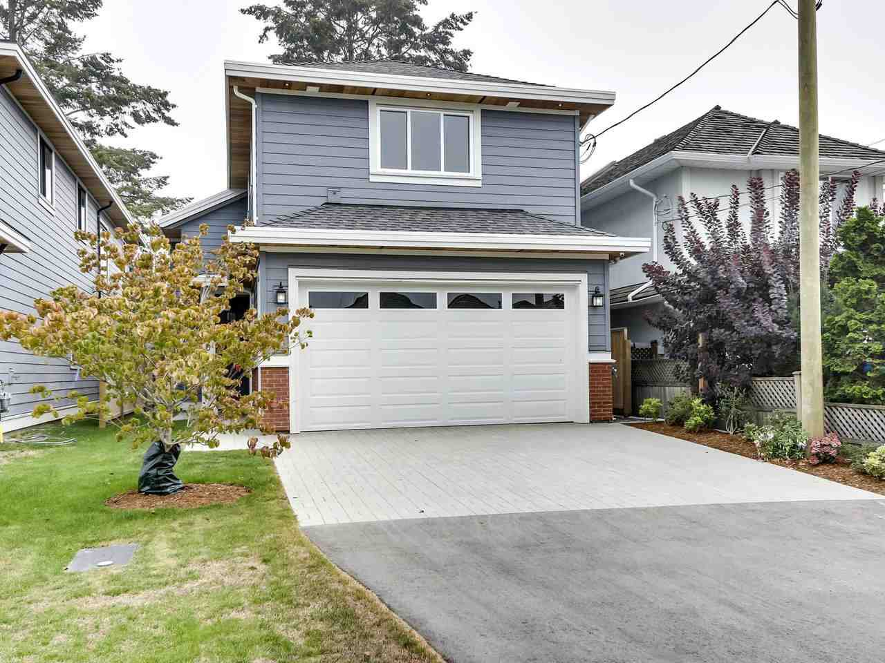 Main Photo: 11280 4TH Avenue in Richmond: Steveston Village House for sale : MLS®# R2499071