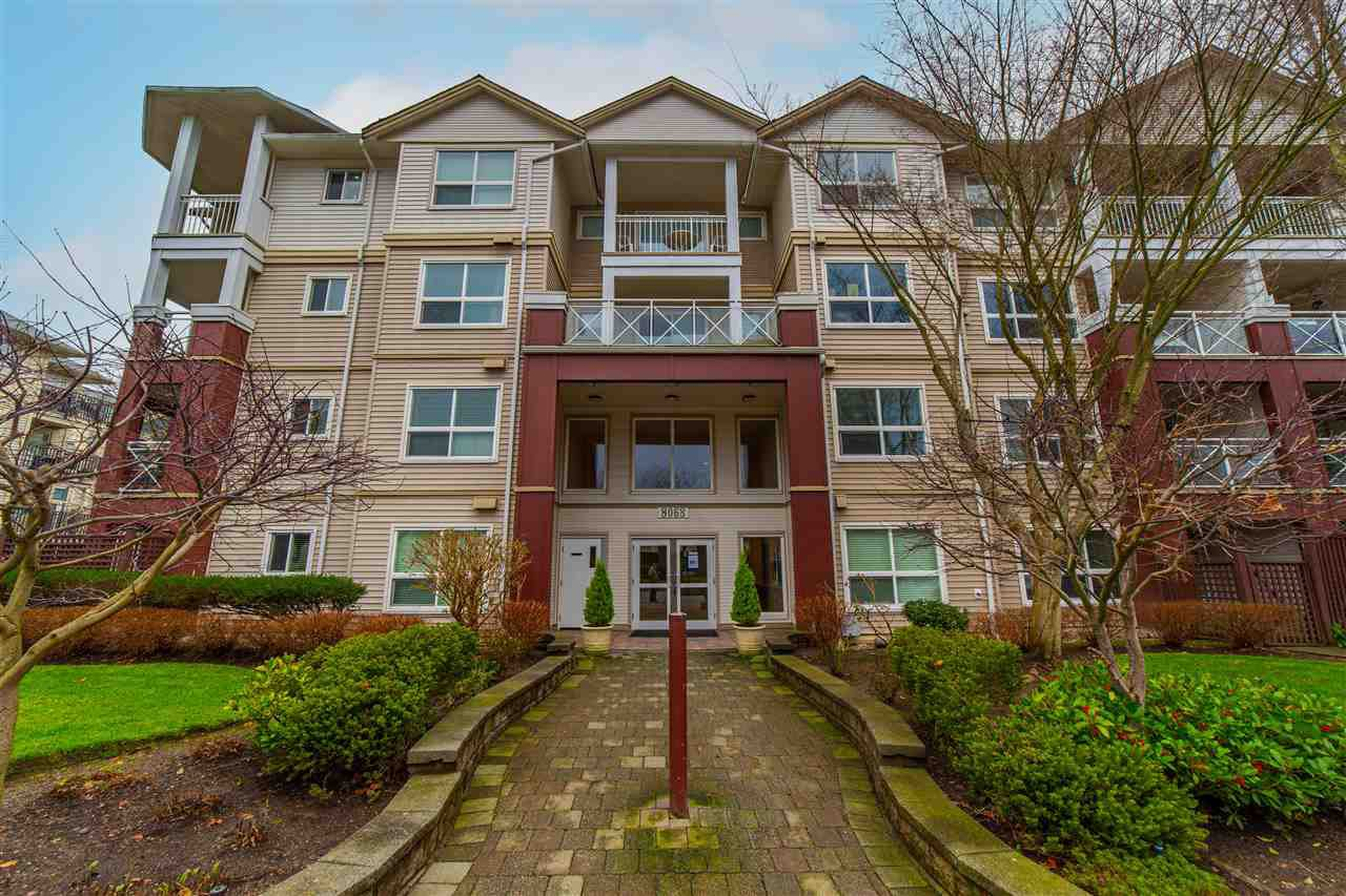 """Main Photo: 226 8068 120A Street in Surrey: Queen Mary Park Surrey Condo for sale in """"Melrose Place"""" : MLS®# R2528319"""