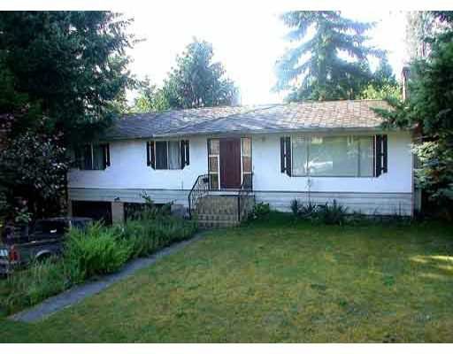 Main Photo: 1427 COLUMBIA AV in Port_Coquitlam: Mary Hill House for sale (Port Coquitlam)  : MLS®# V302564