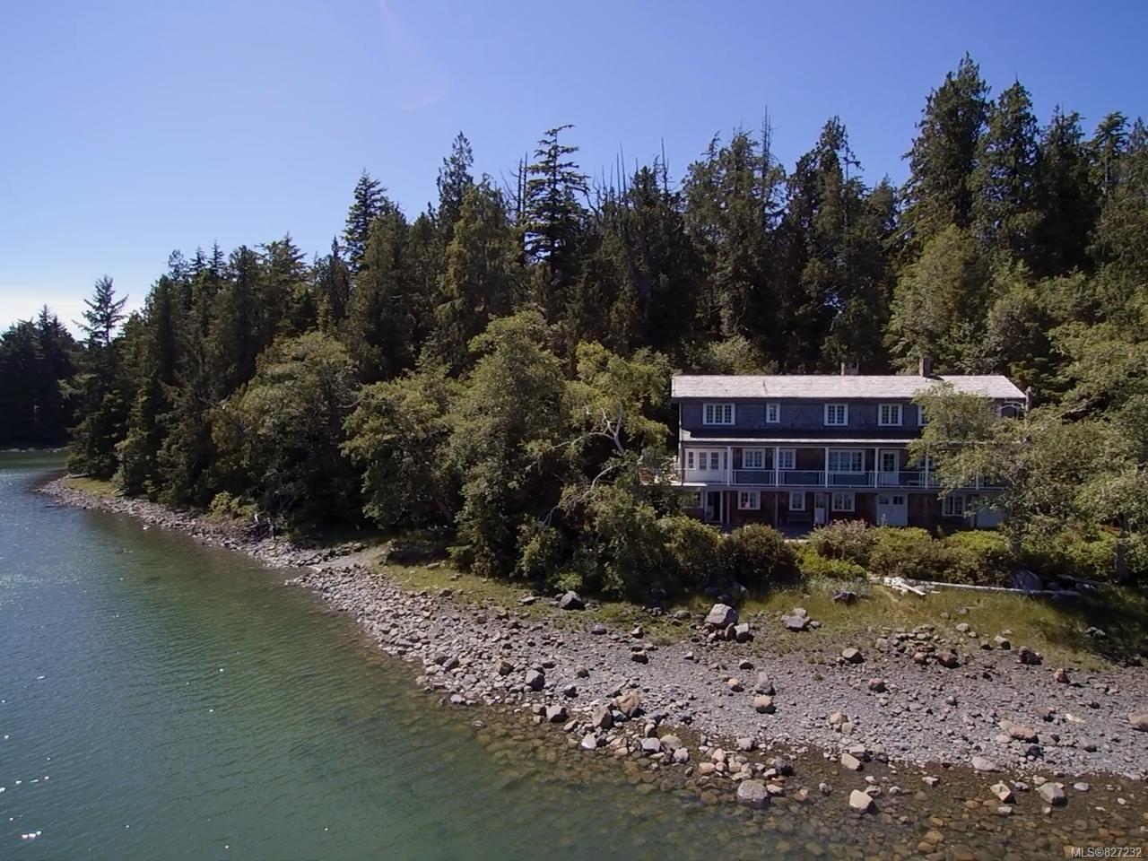 Main Photo: Tofino Waterfront Real Estate
