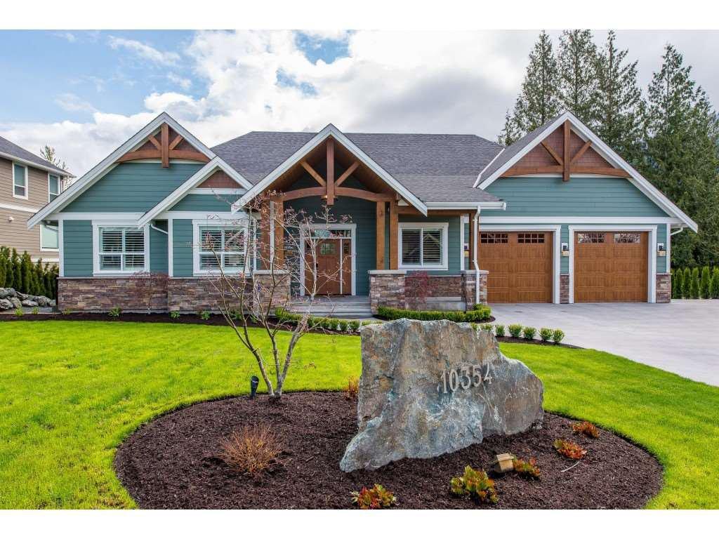 "Main Photo: 10354 WOODROSE Place in Rosedale: Rosedale Popkum House for sale in ""ROSE GARDEN ESTATES"" : MLS®# R2453280"