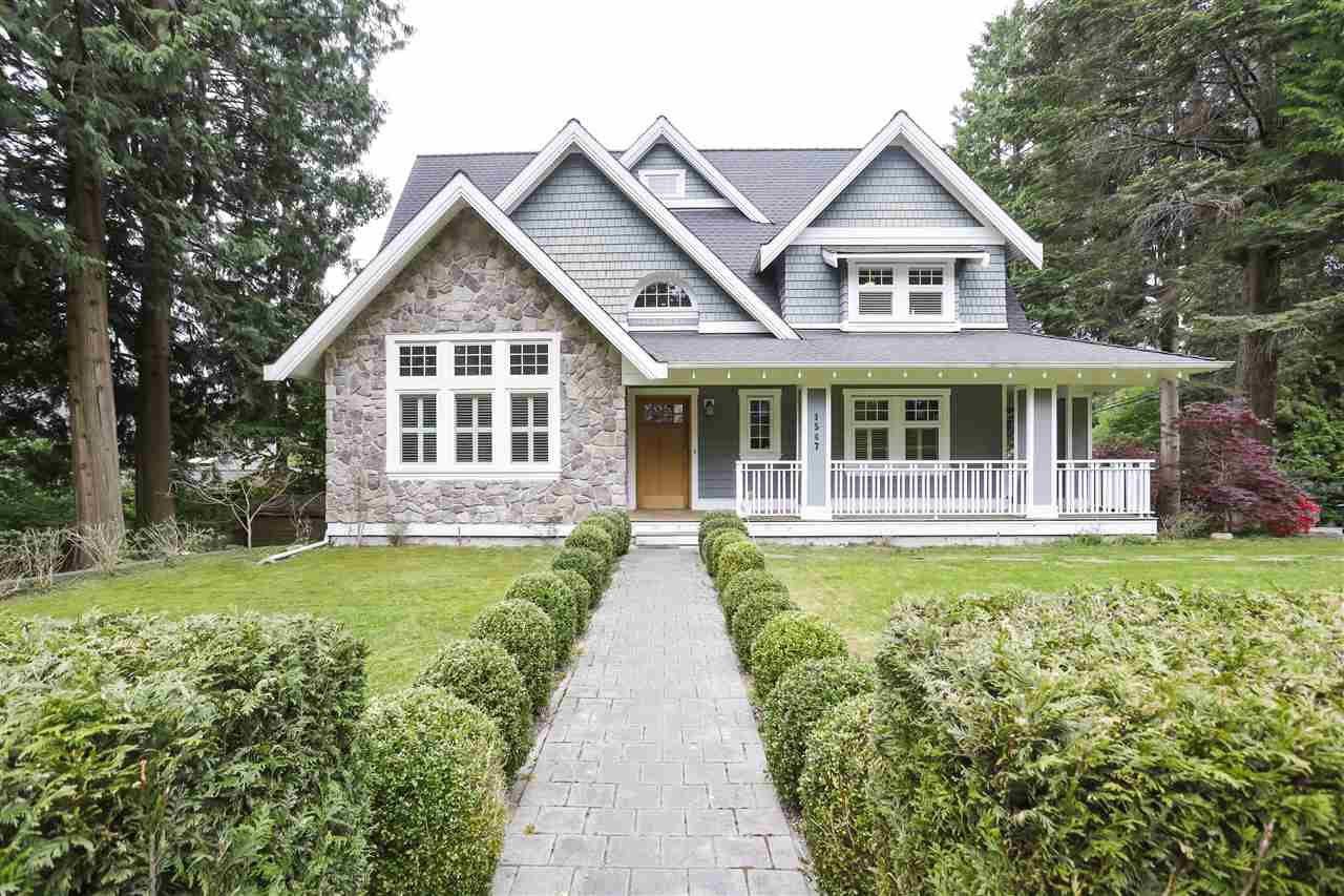 Main Photo: 1547 127 Street in Surrey: Crescent Bch Ocean Pk. House for sale (South Surrey White Rock)  : MLS®# R2456057