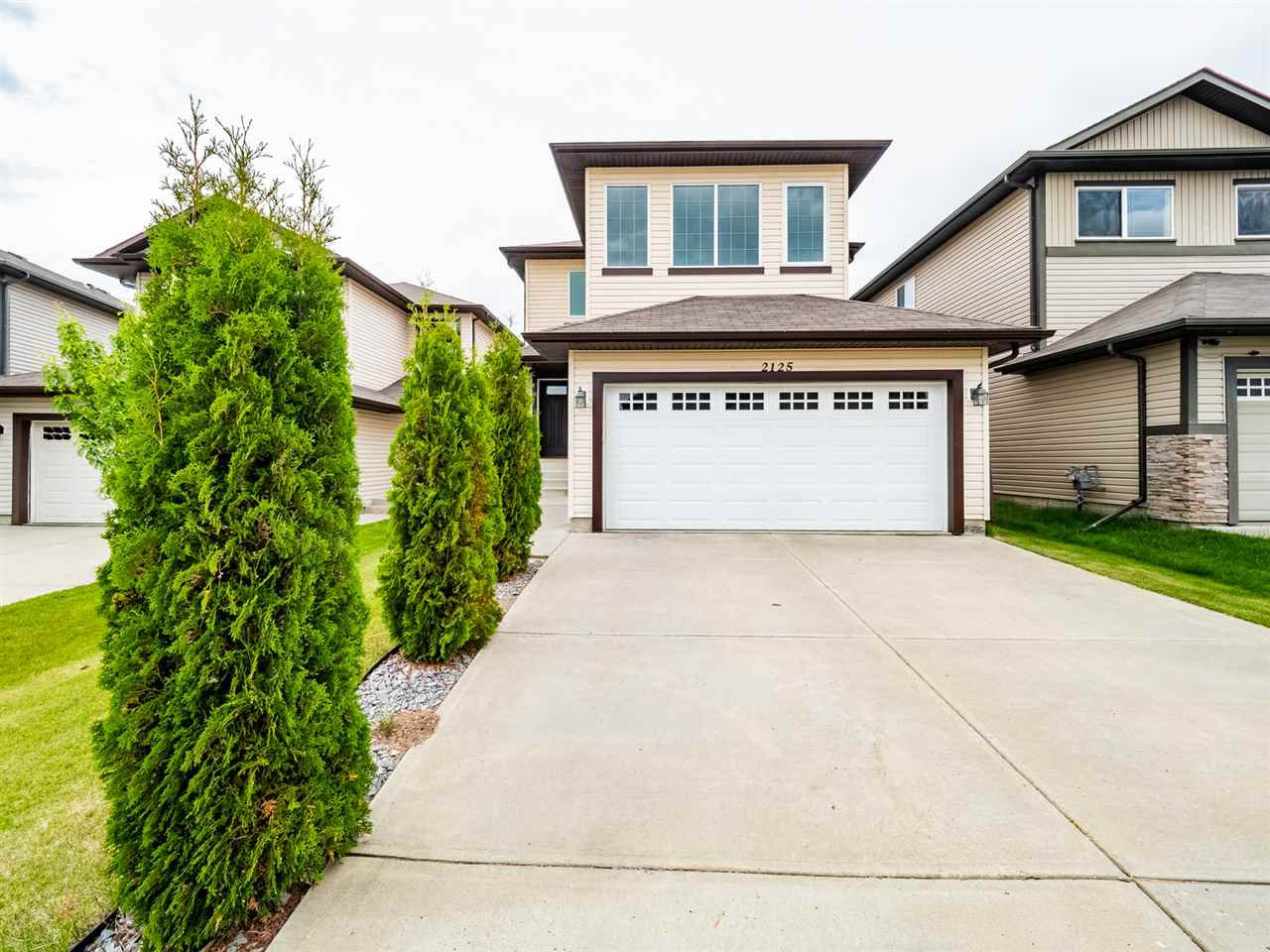 Main Photo: 2125 32A Street in Edmonton: Zone 30 House for sale : MLS®# E4205458