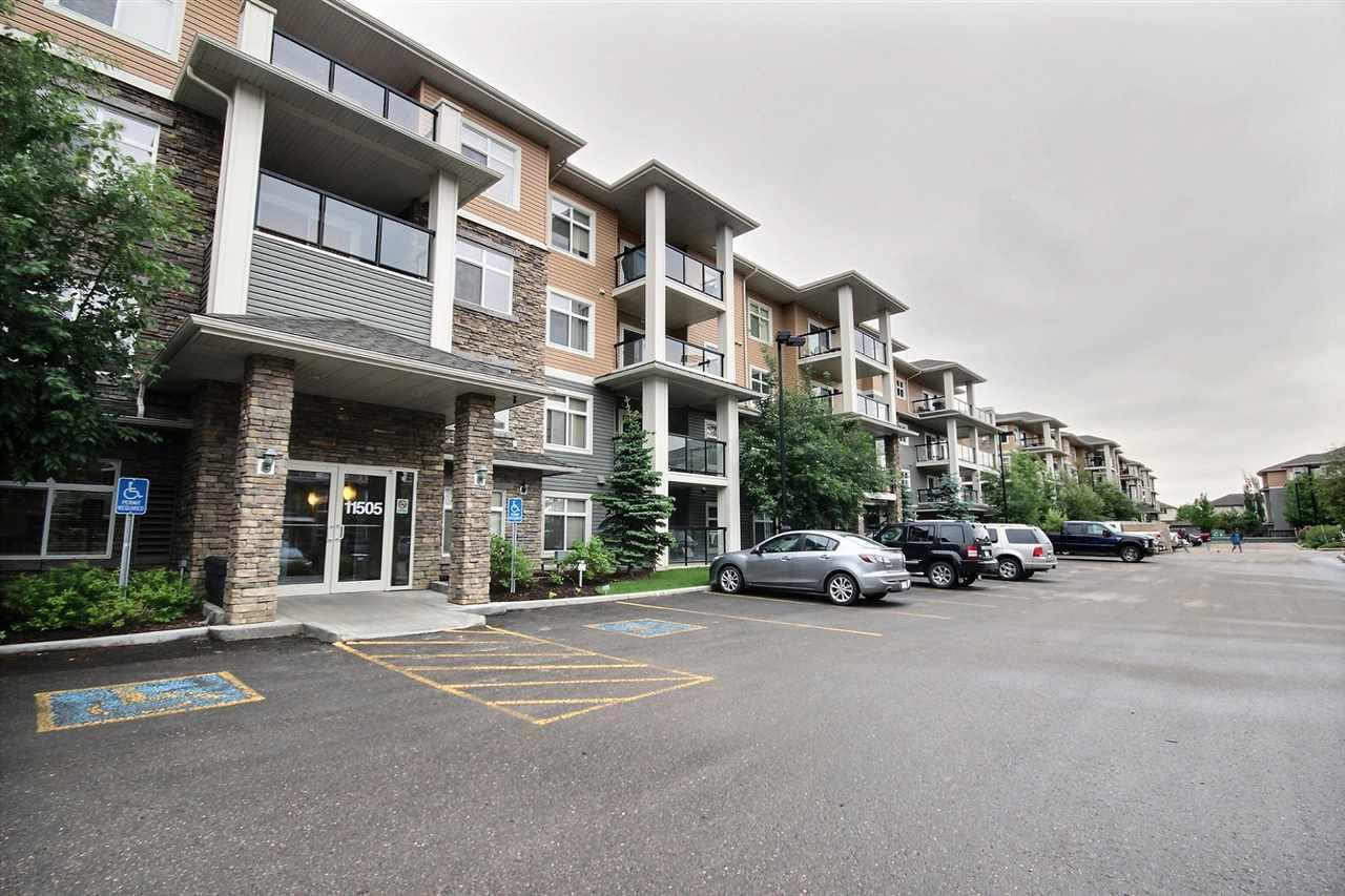Main Photo: 134 11505 ELLERSLIE Road SW in Edmonton: Zone 55 Condo for sale : MLS®# E4208622