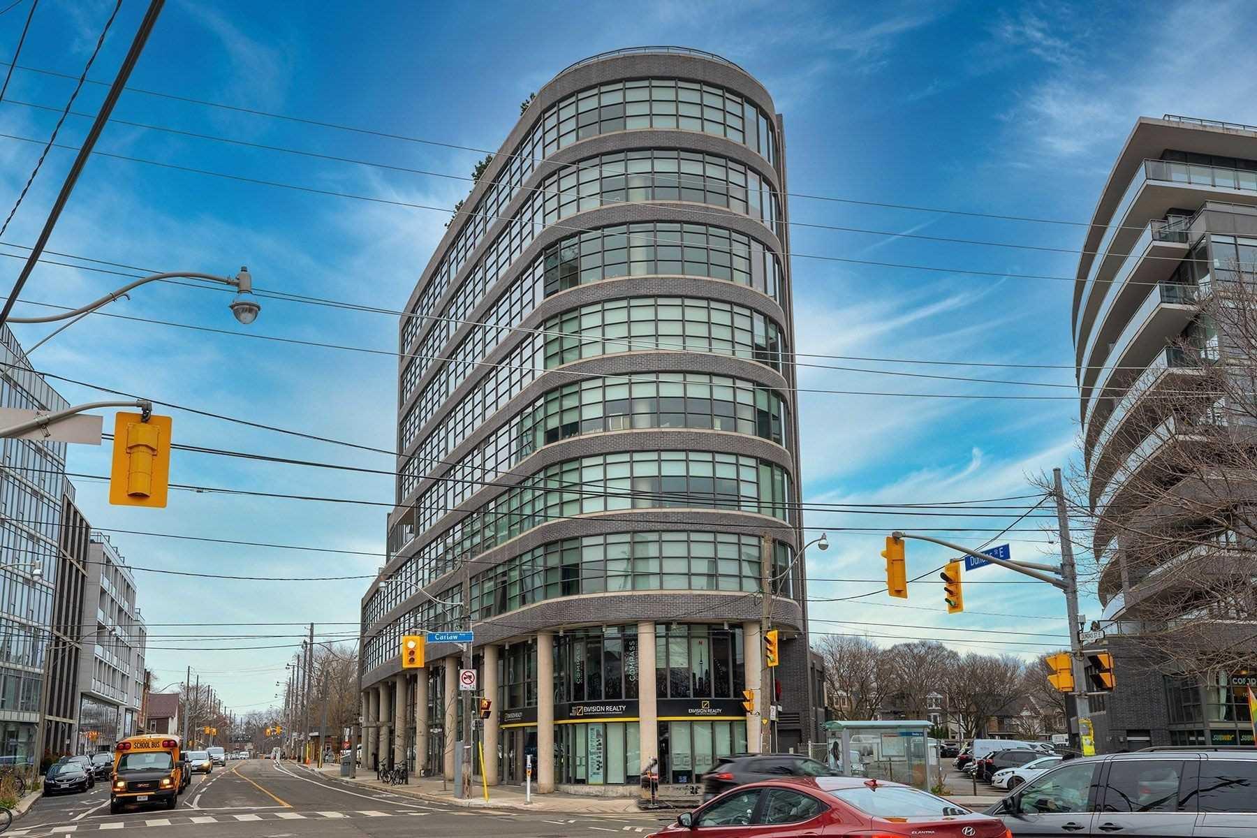 Main Photo: 609 1201 E Dundas Street in Toronto: South Riverdale Condo for sale (Toronto E01)  : MLS®# E5000630