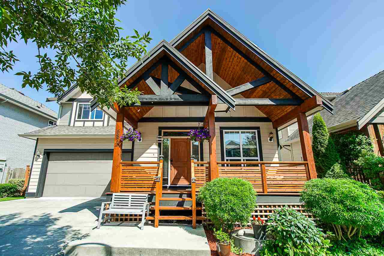 """Main Photo: 6872 192A Street in Surrey: Clayton House for sale in """"CLAYTON HEIGHTS BLUE PINE RIDGE"""" (Cloverdale)  : MLS®# R2393276"""