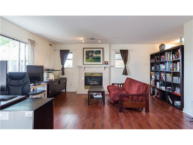 Main Photo: 112 3978 ALBERT STREET in : Vancouver Heights Condo for sale : MLS®# V1141490