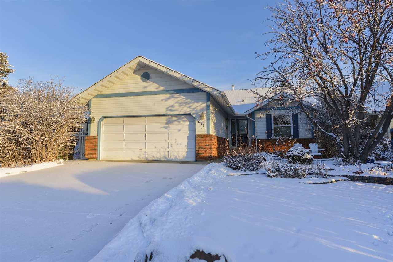 Main Photo: 671 VILLAGE Drive: Sherwood Park House for sale : MLS®# E4181686