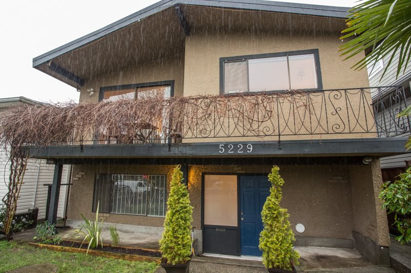 Main Photo: 5229 WINDSOR Street in Vancouver: Fraser VE House for sale (Vancouver East)  : MLS®# R2430555