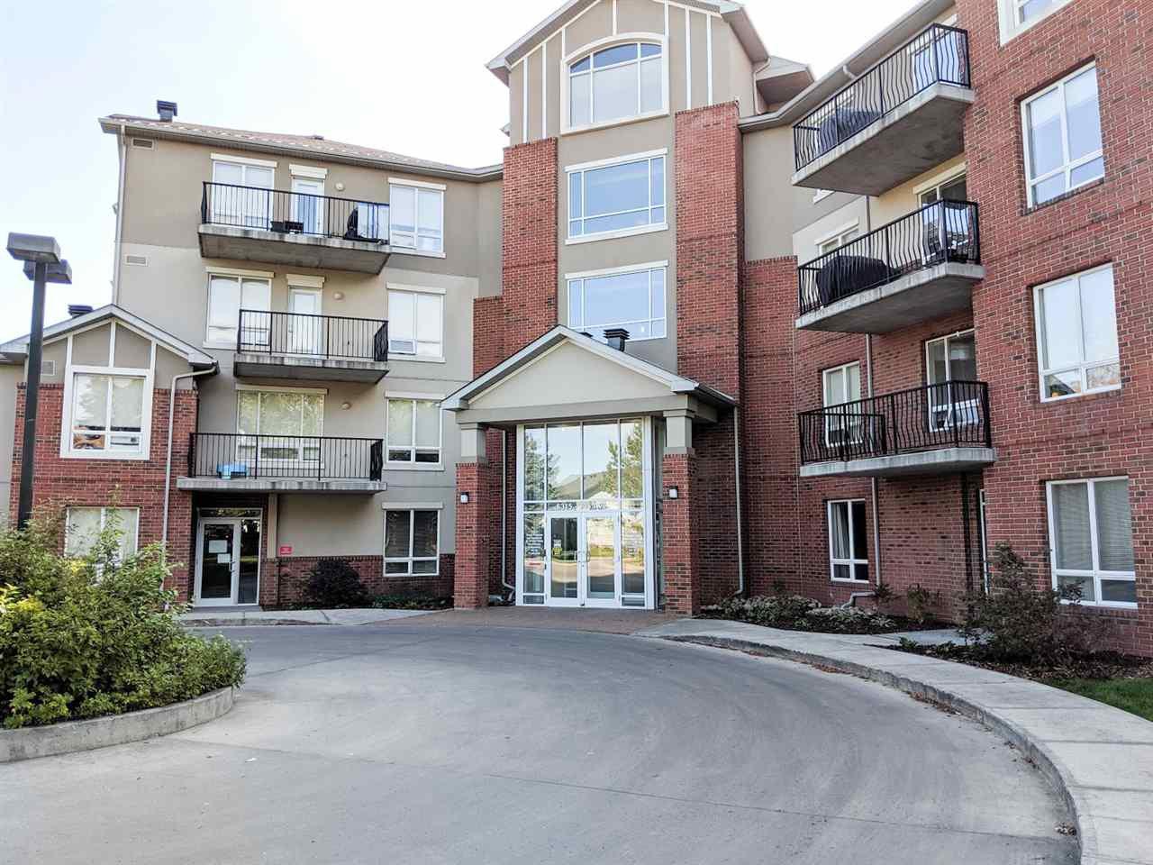 Main Photo: 218 6315 135 Avenue in Edmonton: Zone 02 Condo for sale : MLS®# E4210633