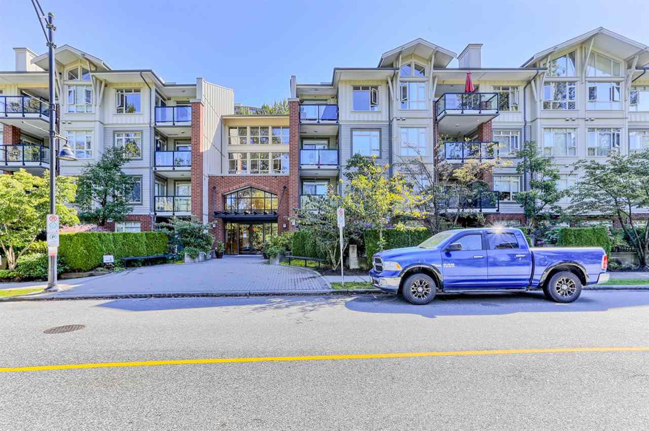 "Main Photo: 216 100 CAPILANO Road in Port Moody: Port Moody Centre Condo for sale in ""SUTERBROOK"" : MLS®# R2496412"