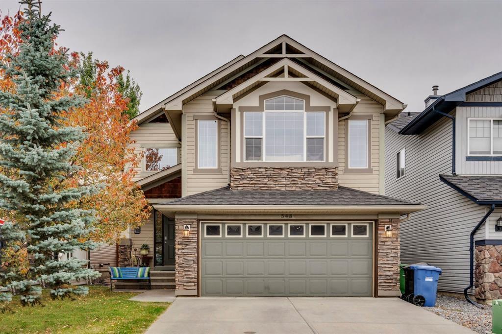 Main Photo: 548 Auburn Bay Heights SE in Calgary: Auburn Bay Detached for sale : MLS®# A1041418