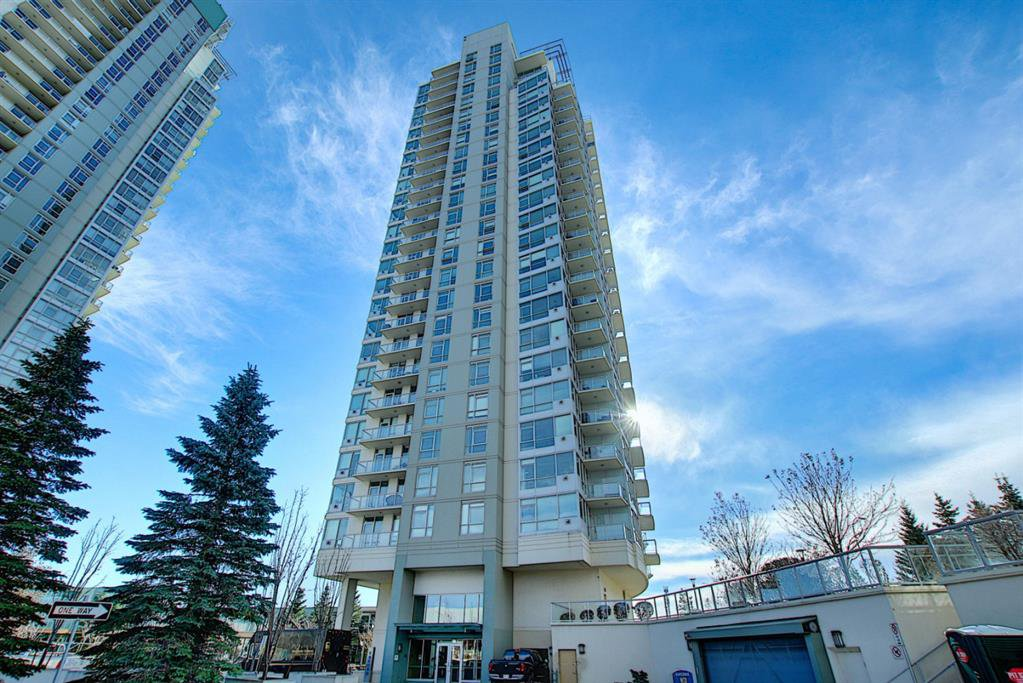 Main Photo: 402 77 Spruce Place SW in Calgary: Spruce Cliff Apartment for sale : MLS®# A1046854