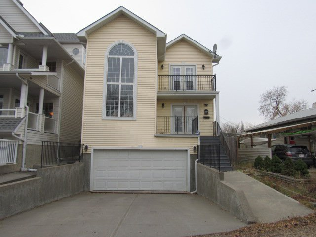 Main Photo: 9390 98A Street in Edmonton: House for rent