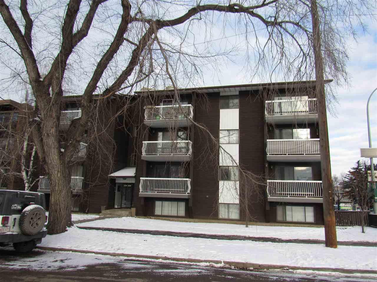 Main Photo: 405 9904 90 Avenue in Edmonton: Zone 15 Condo for sale : MLS®# E4181848