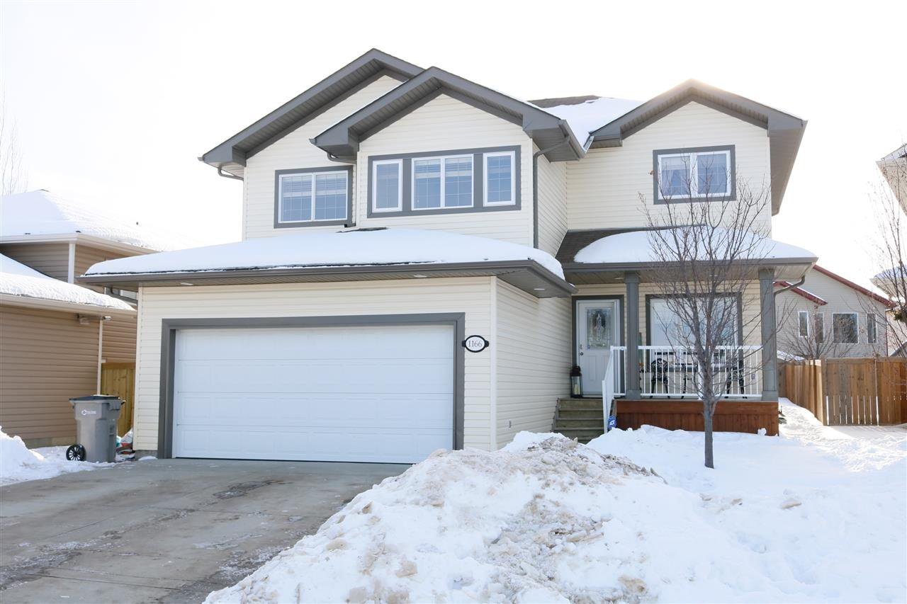 Main Photo: 1166 WESTERRA Link: Stony Plain House for sale : MLS®# E4187553