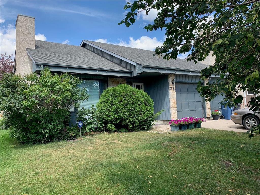Main Photo: 26 Tidal Cove in Winnipeg: Island Lakes Residential for sale (2J)  : MLS®# 202017877