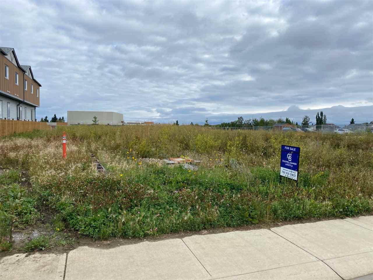 Main Photo: 814 Schooner Drive: Cold Lake Vacant Lot for sale : MLS®# E4211553