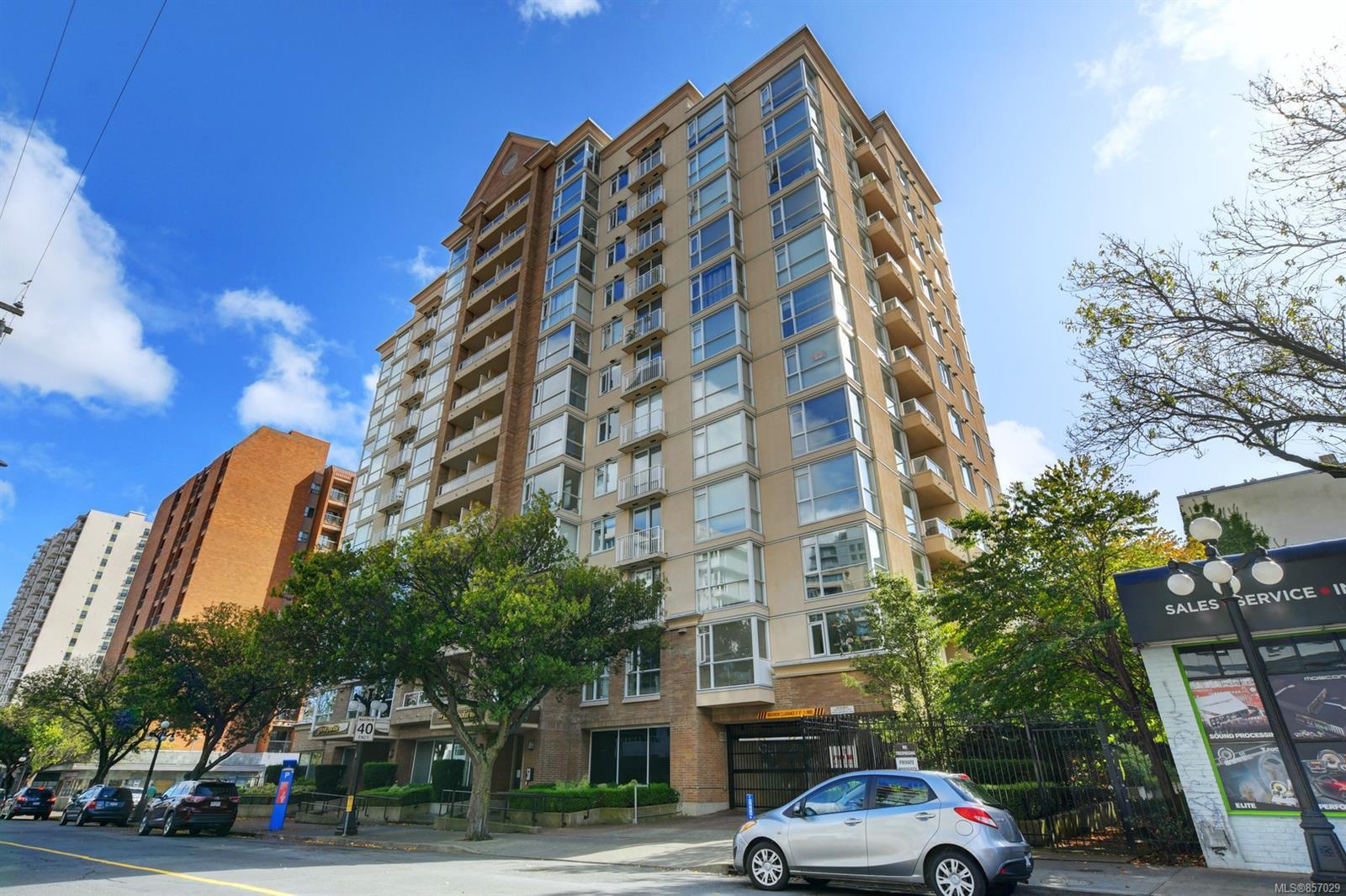 Main Photo: 511 835 View St in : Vi Downtown Condo for sale (Victoria)  : MLS®# 857029