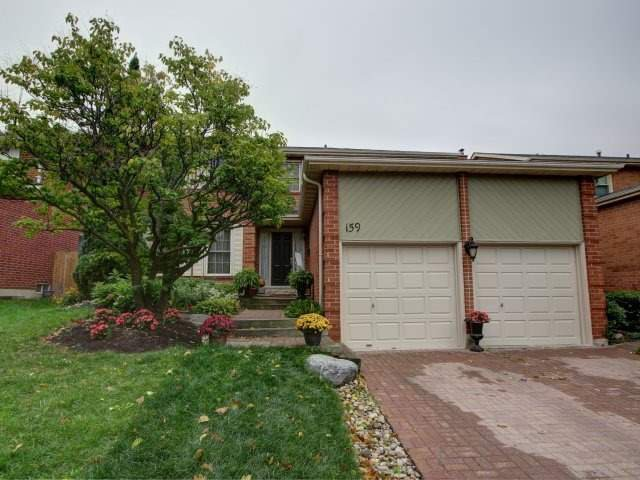 Main Photo: 159 Fincham Ave in Markham: Freehold for sale : MLS®# N3618858