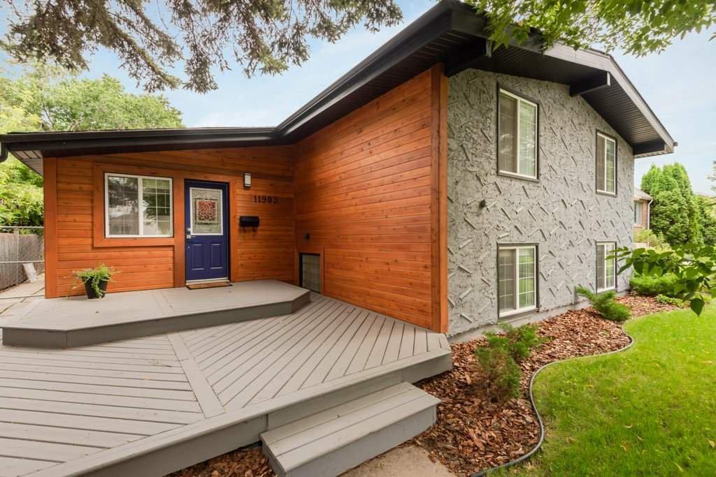 Main Photo: 11903 139 Street in Edmonton: Zone 04 House for sale : MLS®# E4167424