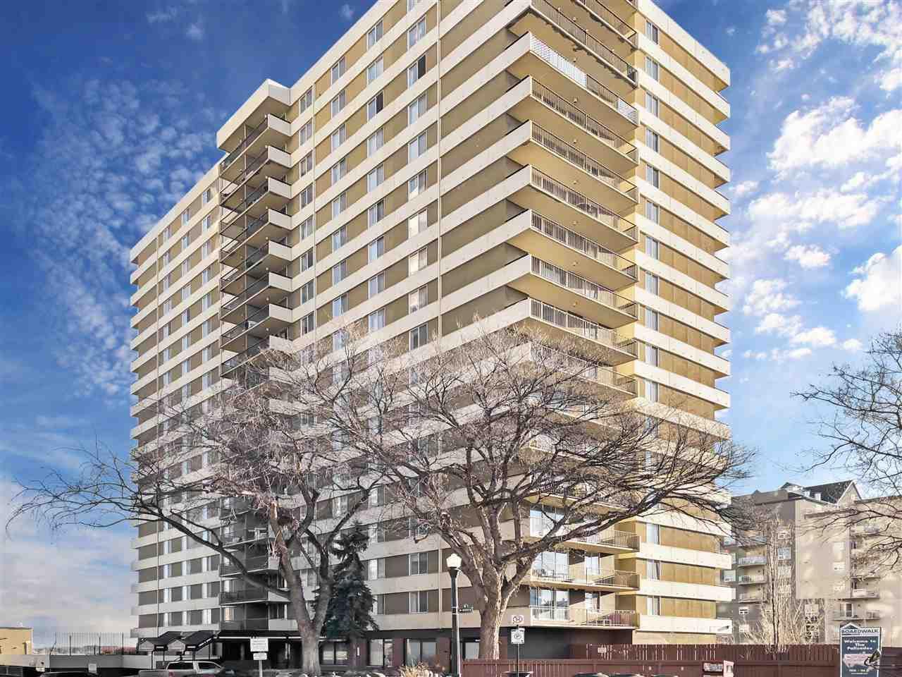 Main Photo: 903 9903 104 Street in Edmonton: Zone 12 Condo for sale : MLS®# E4180199