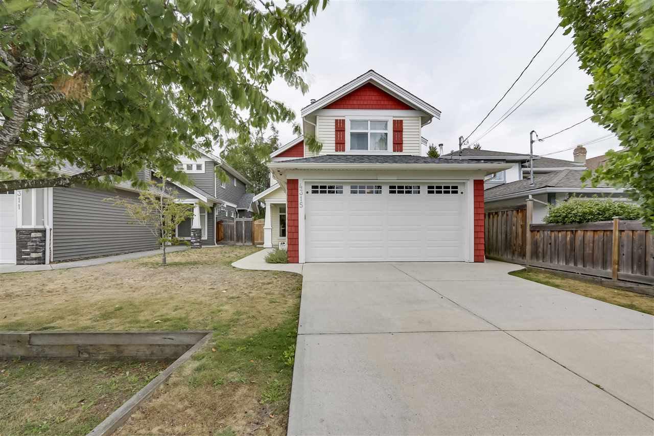 Main Photo: 4315 GARRY STREET: House for sale : MLS®# R2291961