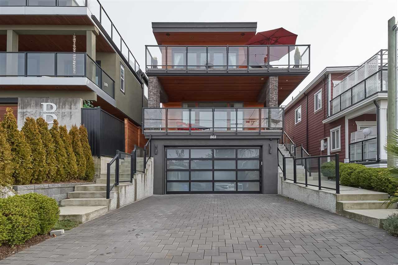 Main Photo: 862 HABGOOD Street: White Rock House for sale (South Surrey White Rock)  : MLS®# R2460741