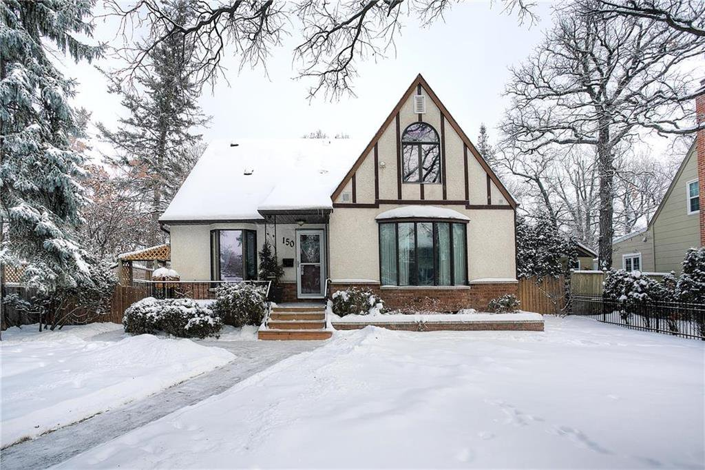 Main Photo: 150 Carpathia Road in Winnipeg: River Heights Residential for sale (1C)  : MLS®# 202100366