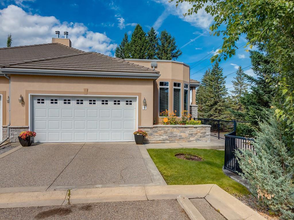 Main Photo: 5 2121 98 Avenue SW in Calgary: Palliser Semi Detached for sale : MLS®# C4258890