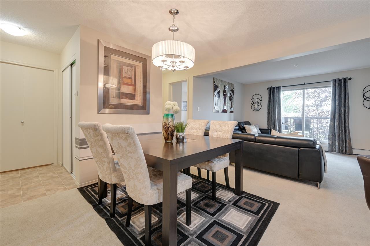 Main Photo: 232 1180 Hyndman Road in Edmonton: Zone 35 Condo for sale : MLS®# E4168062