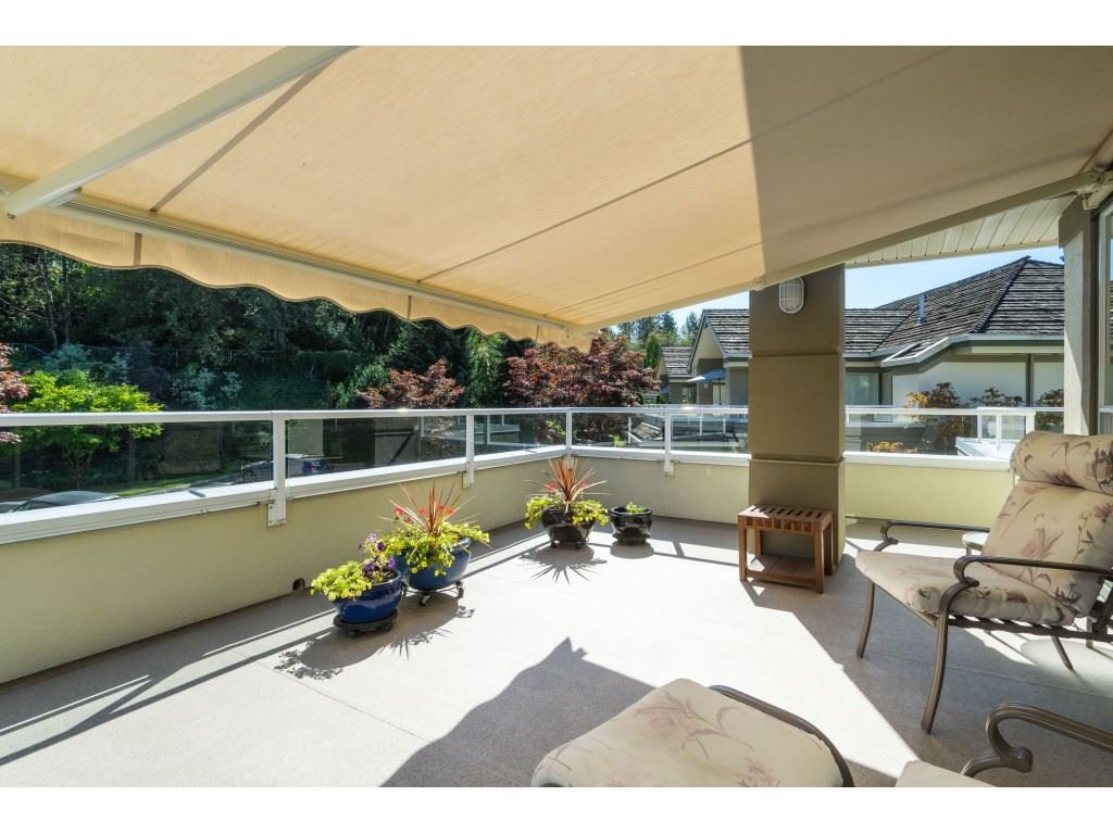 "Photo 16: Photos: 81 4001 OLD CLAYBURN Road in Abbotsford: Abbotsford East Townhouse for sale in ""Cedar Springs"" : MLS®# R2402434"