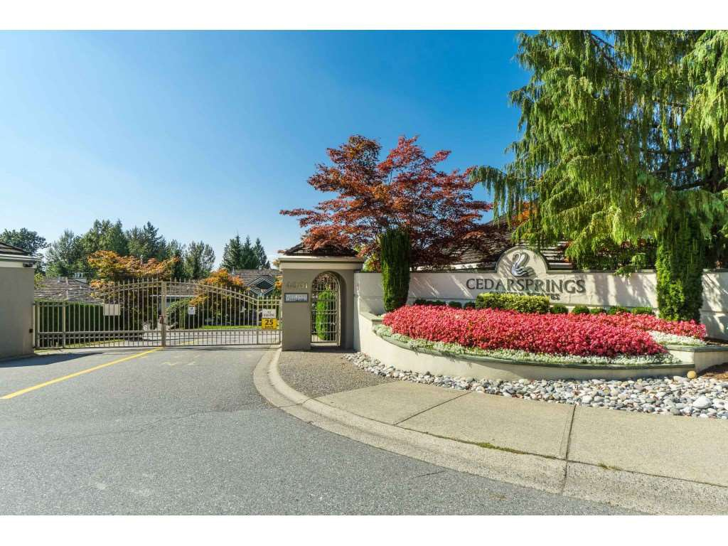 "Photo 20: Photos: 81 4001 OLD CLAYBURN Road in Abbotsford: Abbotsford East Townhouse for sale in ""Cedar Springs"" : MLS®# R2402434"