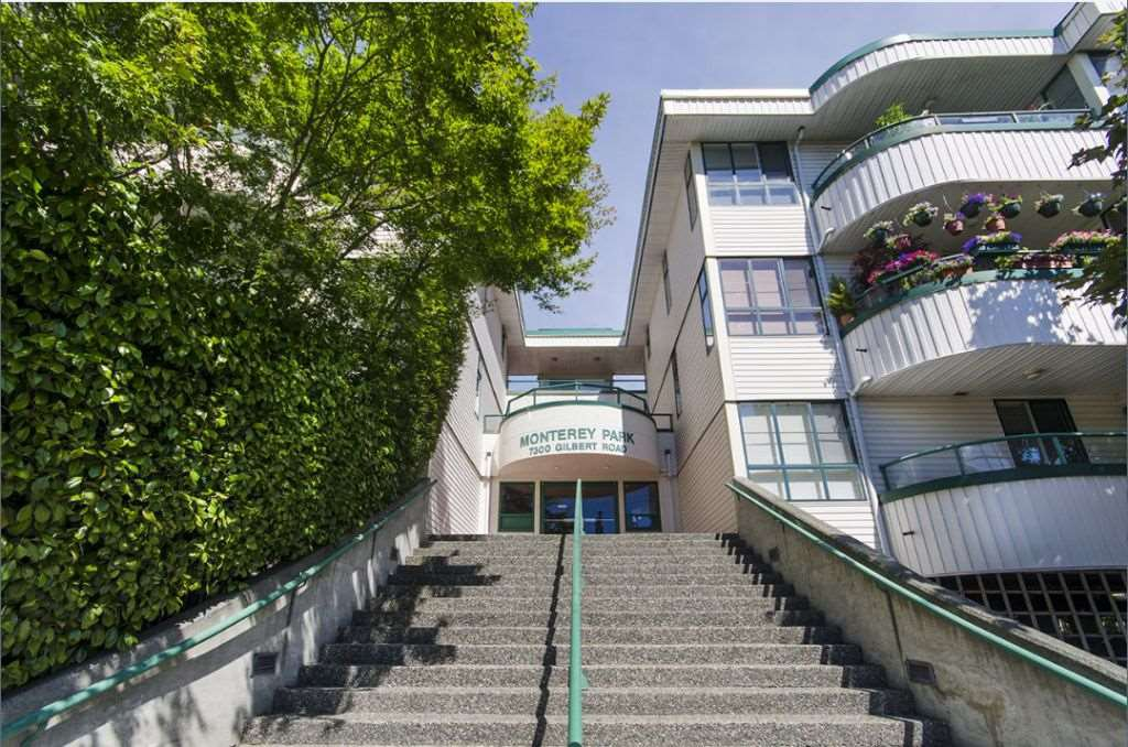 106-7300 Gilbert Road, 2 bedroom condo, Richmond, B.C.