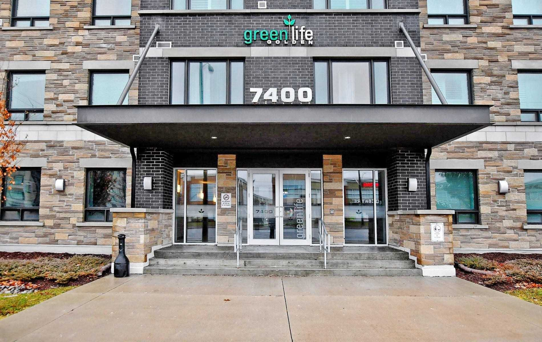 Main Photo: 208 7400 Markham Road in Markham: Middlefield Condo for sale : MLS®# N4672058