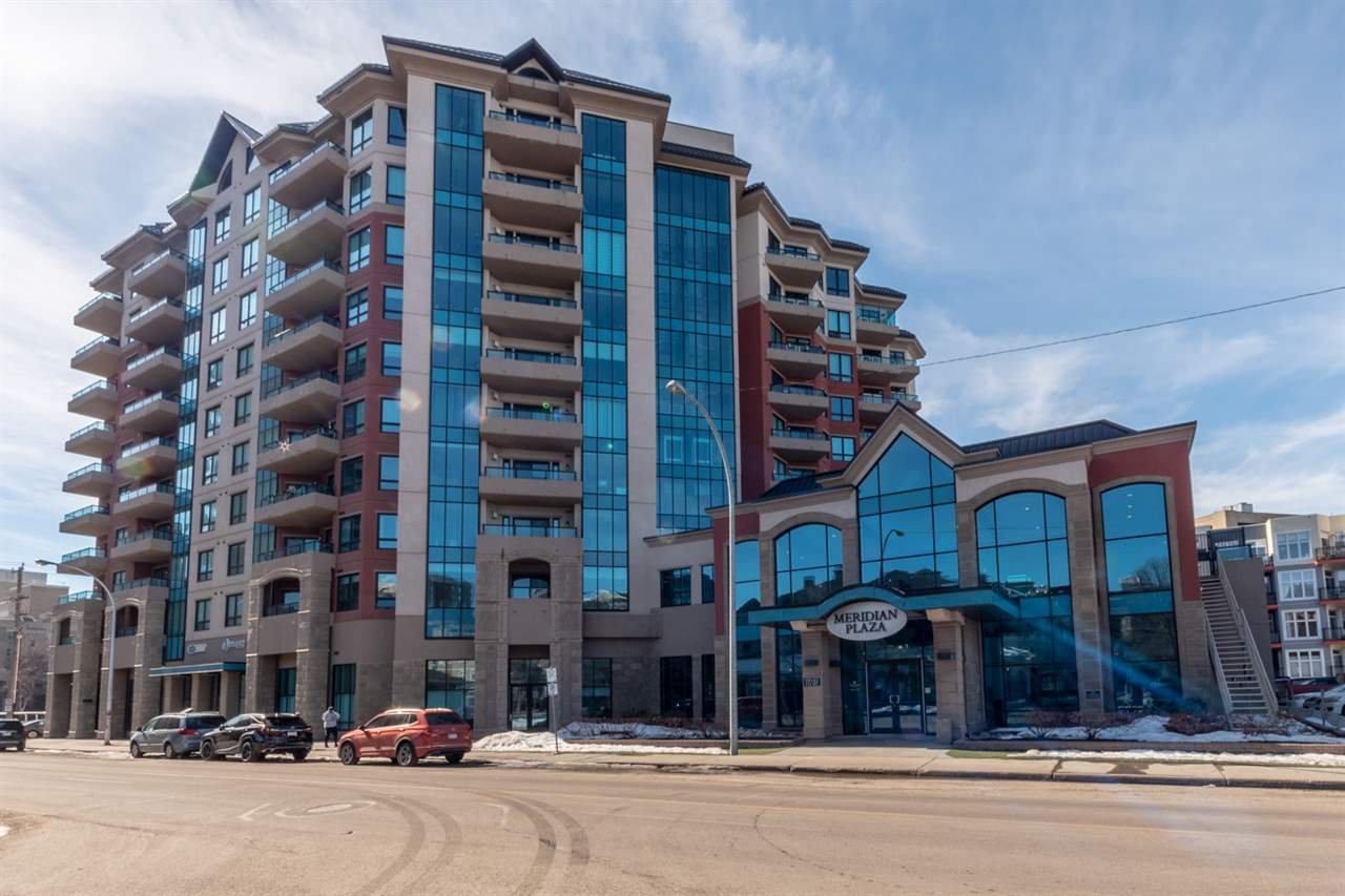 Main Photo: 908 10142 111 Street in Edmonton: Zone 12 Condo for sale : MLS®# E4185503