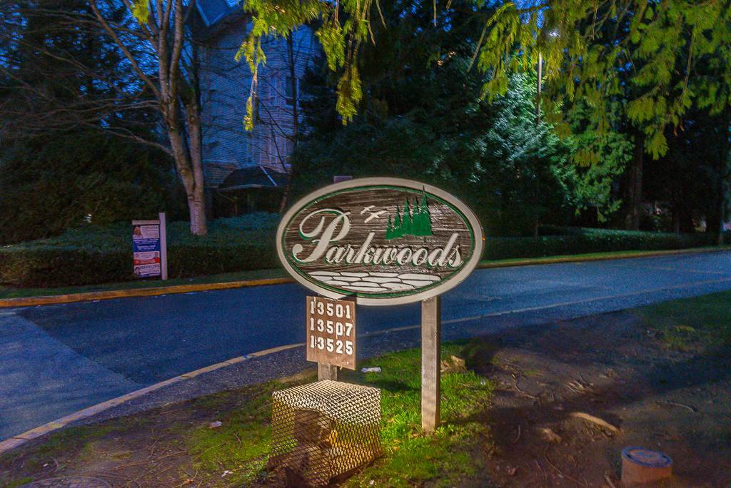 "Main Photo: 113 13507 96TH Avenue in Surrey: Queen Mary Park Surrey Condo for sale in ""Parkwoods-Balsam Building"" : MLS®# R2439606"
