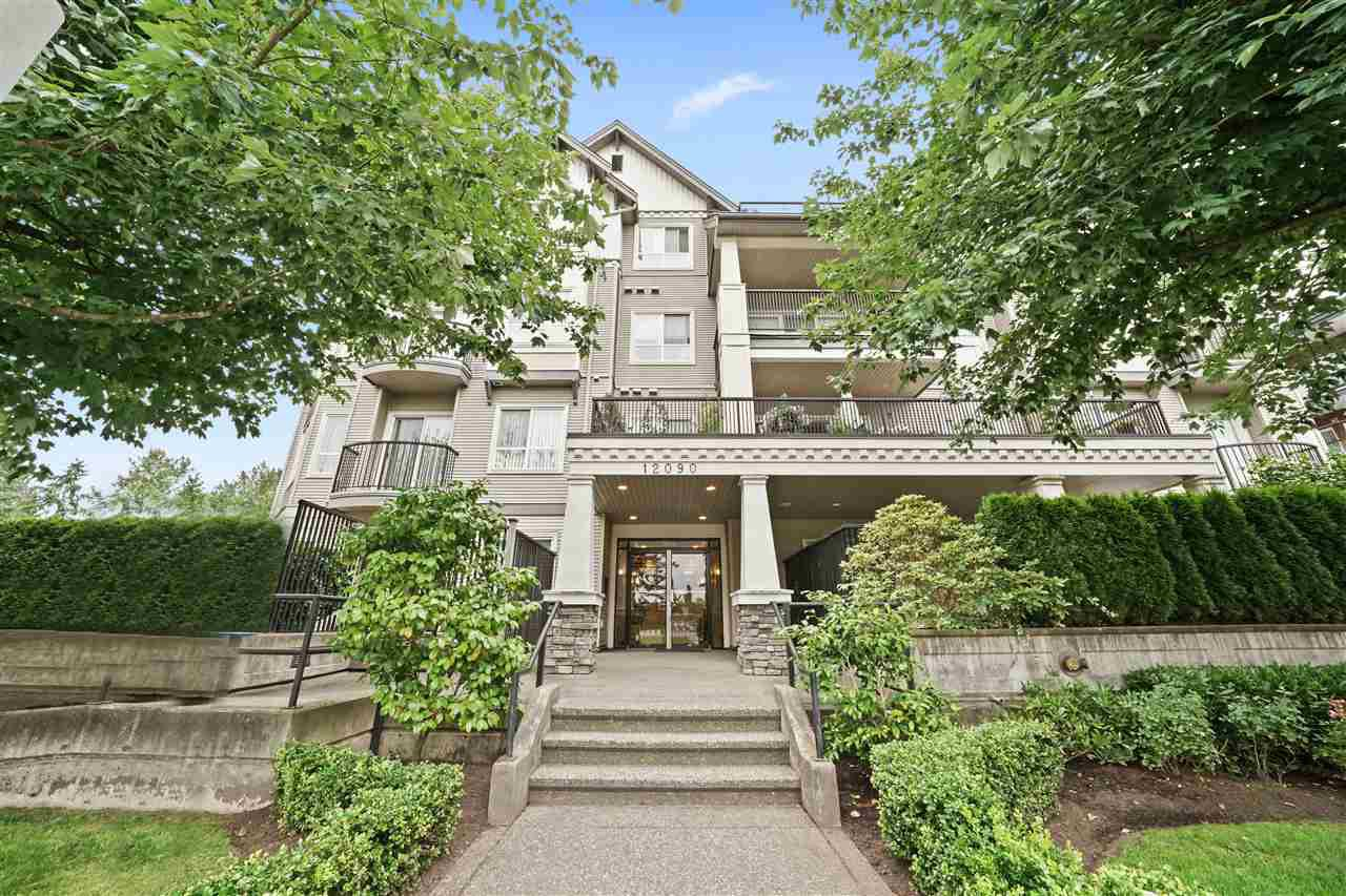 "Main Photo: 403 12090 227 Street in Maple Ridge: East Central Condo for sale in ""Falcon Place"" : MLS®# R2477951"