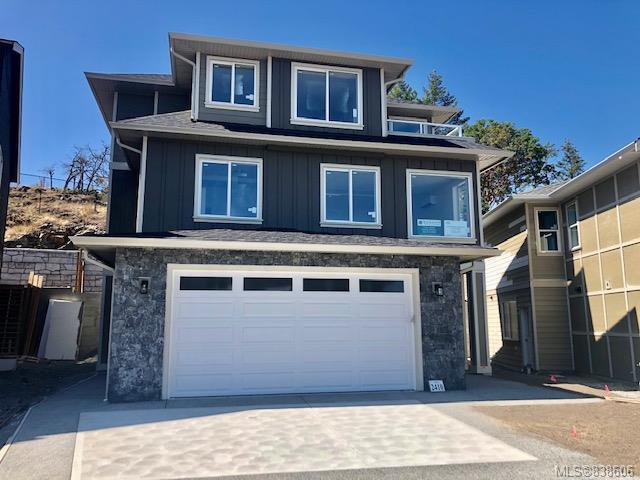Main Photo: 2410 Azurite Cres in Langford: La Bear Mountain Single Family Detached for sale : MLS®# 838606
