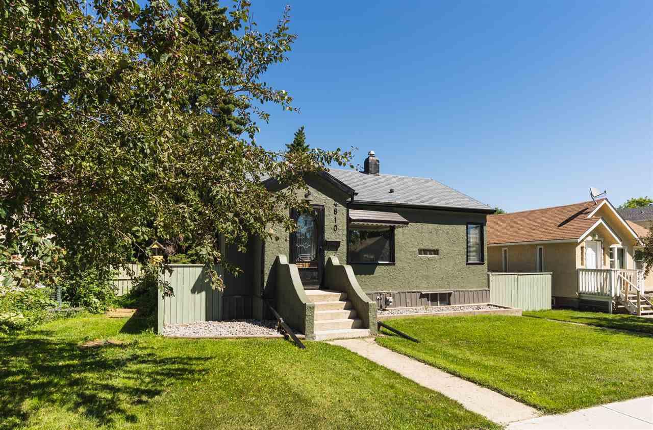 Main Photo: 4810 52 Avenue: Wetaskiwin House for sale : MLS®# E4207971