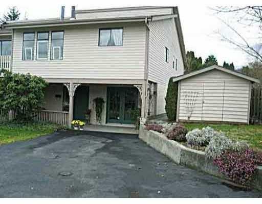 Main Photo: 1176 HEATH CR in Coquitlam: Eagle Ridge CQ House 1/2 Duplex for sale : MLS®# V551331