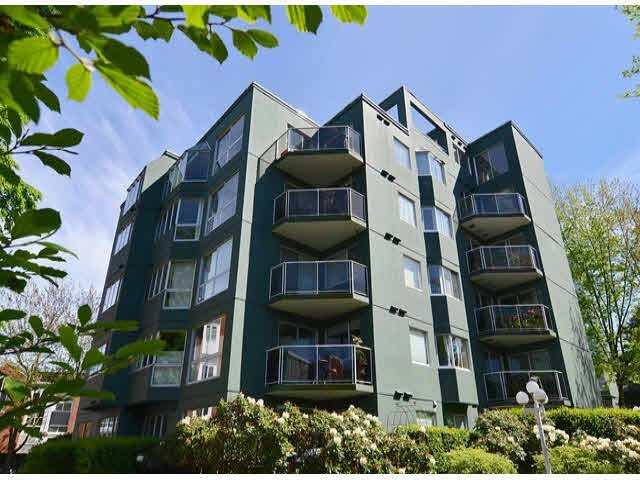 Main Photo: 308 1508 MARINER WALK in : False Creek Condo for sale : MLS®# V1062003