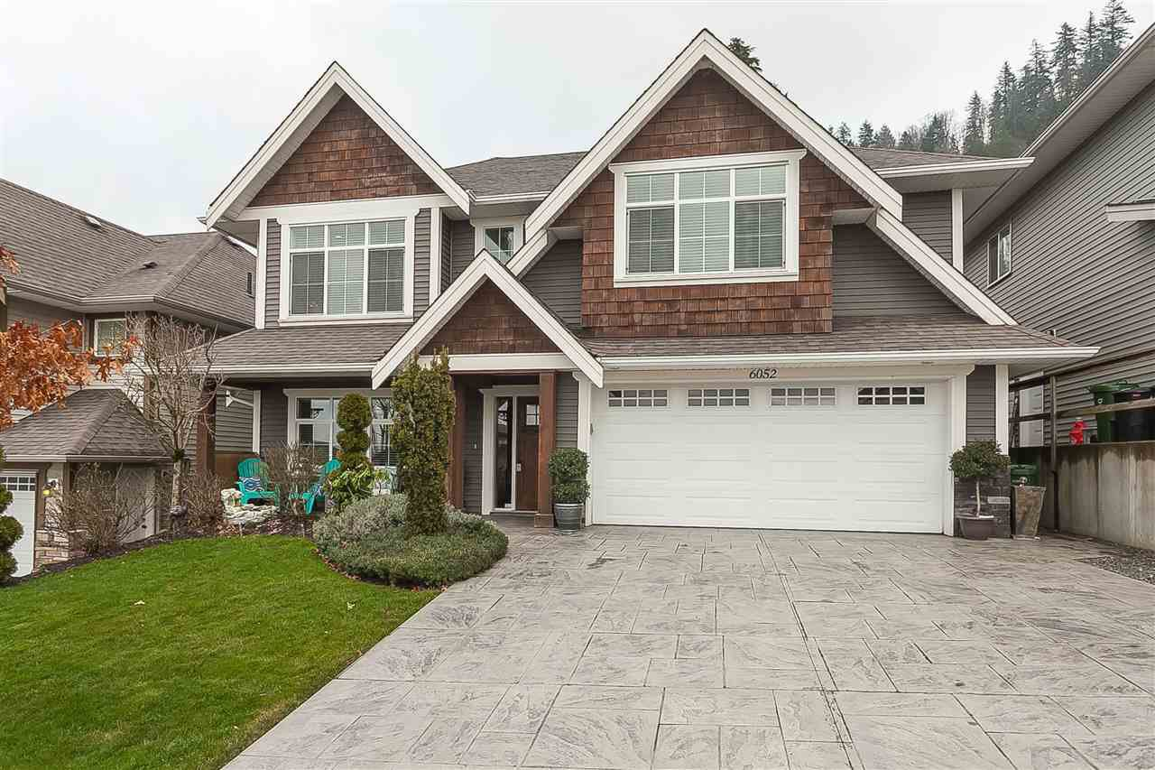 "Main Photo: 6052 LINDEMAN Street in Chilliwack: Promontory House for sale in ""Jinkerson Vistas"" (Sardis)  : MLS®# R2438602"