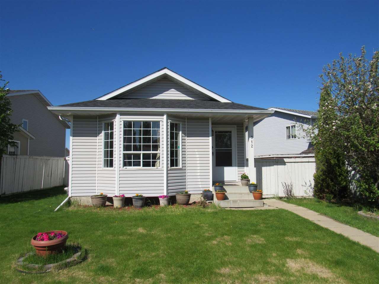 Main Photo: 312 KLINE Crescent in Edmonton: Zone 29 House for sale : MLS®# E4199049